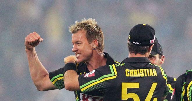 Brett Lee: Australia fast bowler sidelined once again