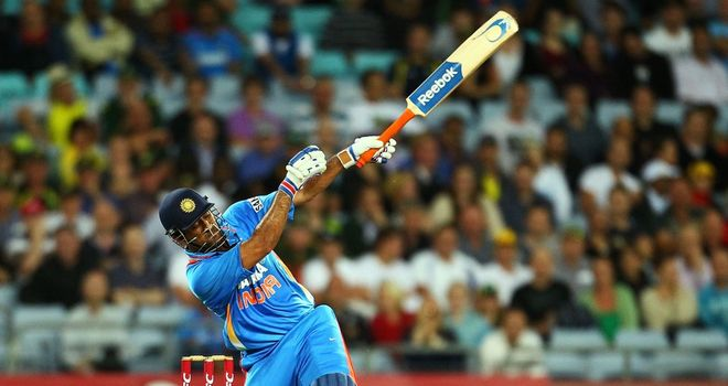 Mahendra Singh Dhoni: Pleased to be on the winning side