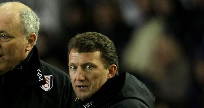 Billy McKinlay: Fulham coach keen to see side finish in the top 10