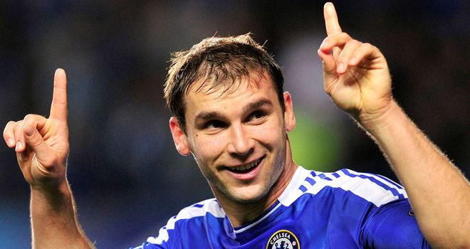 Branislav Ivanovic: Admits the entire Chelsea squad has underperformed this season
