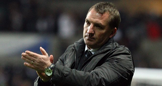 Brendan Rodgers: Has seen Swansea take points off a number of Premier League heavyweights