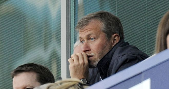 Roman Abramovich: Chelsea owner since 2003