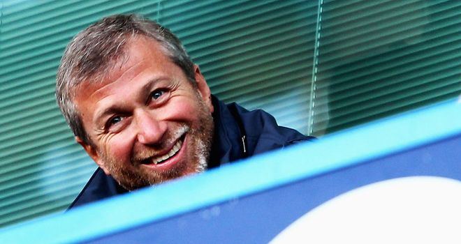 Roman Abramovich: Has fired eight managers in almost a decade at Stamford Bridge