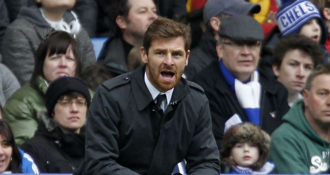 Andre Villas-Boas: Claims he has the full backing of the Chelsea board