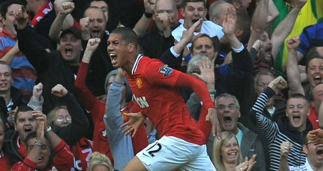 Smalling: Spills the beans