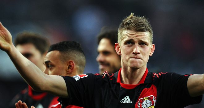 Lars Bender: Ruptured thigh muscles provide Leverkusen with a 'further setback'