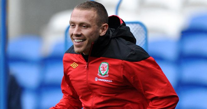 Craig Bellamy: Set for Wales return