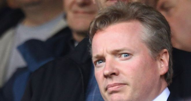 Craig Whyte: Denies any wrongdoing during his time at Rangers
