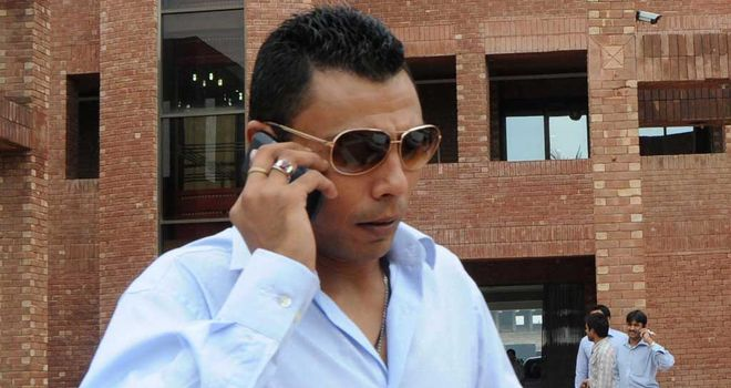 Danish Kaneria: Found guilty of two charges by the ECB