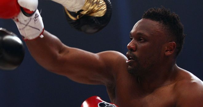 Dereck Chisora: A true heavyweight