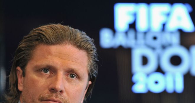 Emmanuel Petit: Former Arsenal midfielder believes it is time for an overhaul at Emirates Stadium