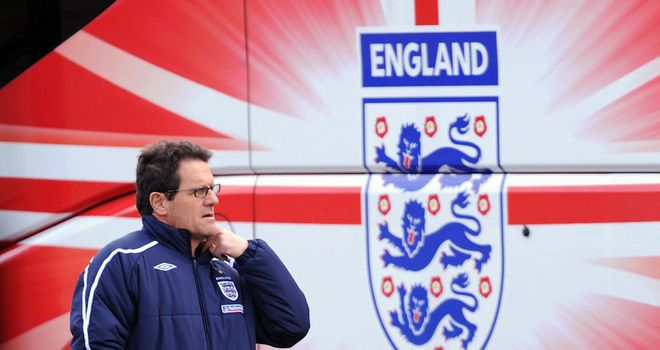 Fabio Capello: Left England managerial role in February 2012