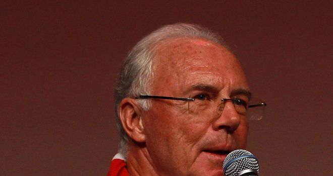 Franz Beckenbauer: German legend will continue his work with FIFA to improve football