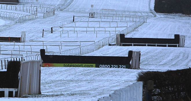 It could be frosty at Carlisle on Sunday