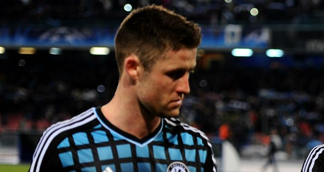 Gary Cahill: Started in place of the injured John Terry and could not prevent a 3-1 defeat