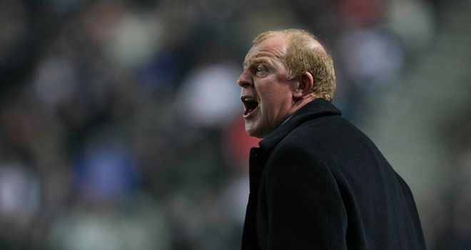 Gary Megson: Former Bolton and Sheffield Wednesday manager was linked with the Wolves job
