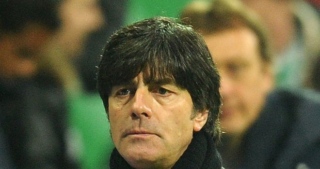 Joachim Low: Refusing to comment on speculation linking him with a move to Chelsea