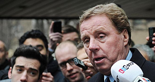 Harry Redknapp: Tottenham Hotspur manager says the last five years have been a nightmare