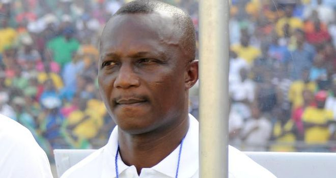 James Kwesi Appiah: Makes the step up from assistance boss to head coach of Ghana
