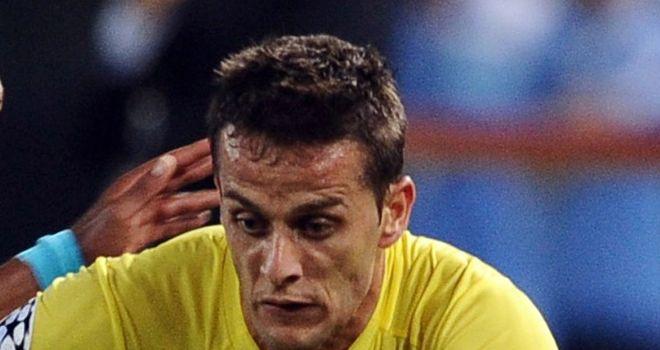 Javier Camunas: Scored winner as Villarreal won at Sevilla