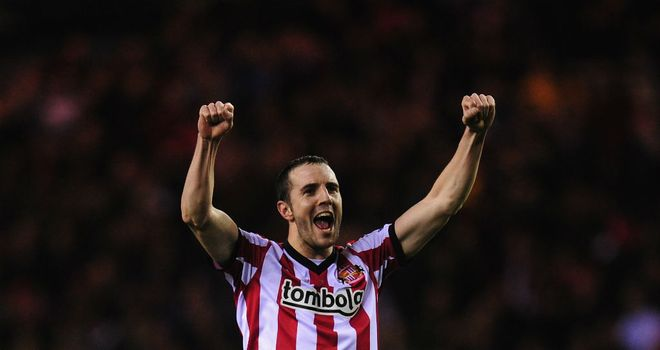 John O'Shea: The defender will have the chance to add to his 75 caps for the Republic of Ireland at Euro 2012