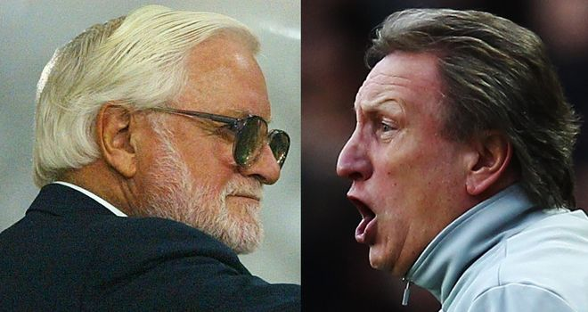 Neil Warnock is understood to have met Leeds owner Ken Bates