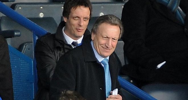 Neil Warnock: Officially takes charge of his first game as Leeds United manager at Portsmouth