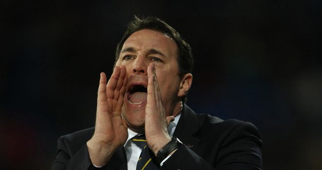 Malky Mackay: Committed to Cardiff and determined to help them into the Premier League