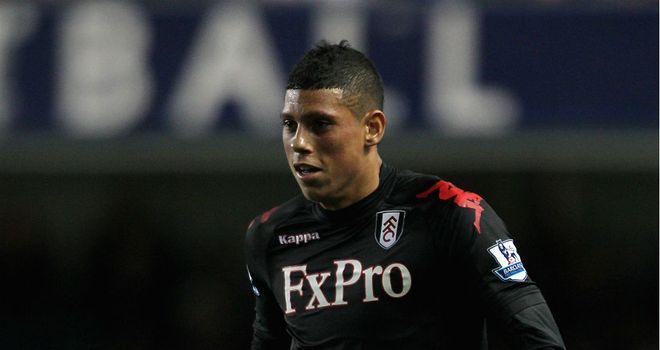 Matthew Briggs: Eager for first-team action