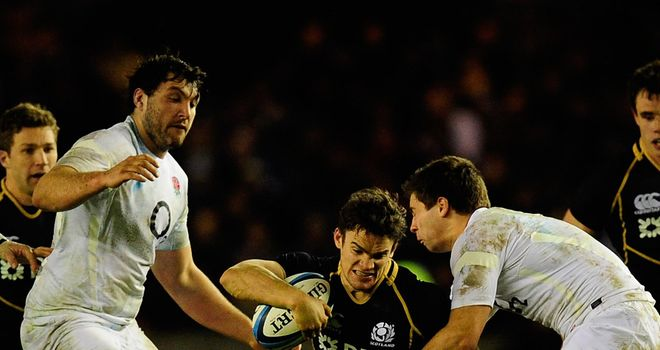 Max Evans: Looking for Scotland to bounce back from their defeat to England