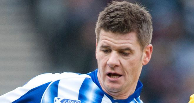 Michael Nelson: Kilmarnock defender is set to join Bradford City