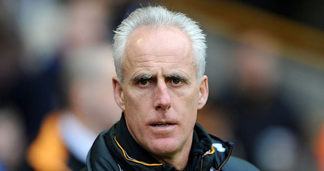 McCarthy: Shown the door after over five years at Molineux