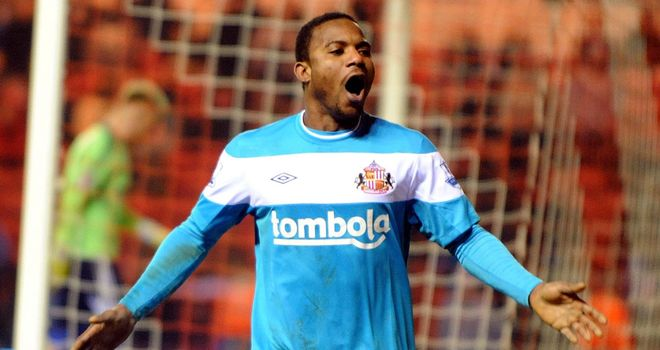 Stephane Sessegnon: Attacker 'couldn't be happier' at Sunderland, according to Martin O'Neill