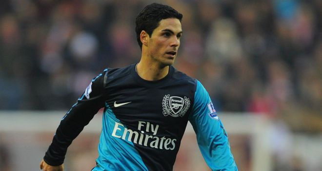 Mikel Arteta: Insists Wenger is not to blame for Arsenal's inconsistency