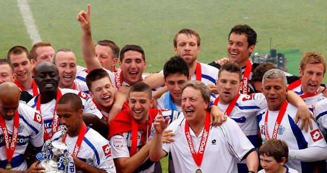 QPR won the Championship title last season but will it be Southampton or Reading this time?