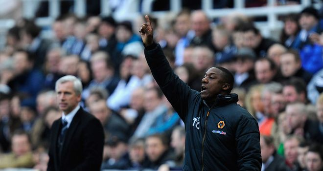Terry Connor: Ready to regroup after Wolves suffered a 'bloody nose' at Fulham