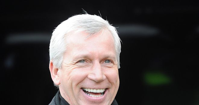 Alan Pardew: Newcastle manager hoping for derby-day success over Sunderland on Sunday