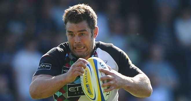 Nick Easter: Claims Harlequins have only made minor tweaks this season