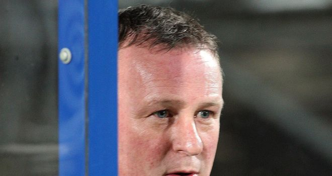 Michael O'Neill's reign started with defeat