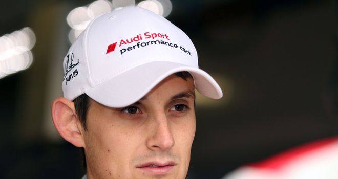 Oliver Jarvis: Will race at Le Mans for Audi this year