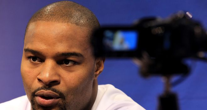 One fine mess: Umenyiora's wallet is $20,000 lighter after he missed a media session
