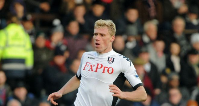 Pavel Pogrebnyak: Fulham striker has confirmed talks have started about a new contract