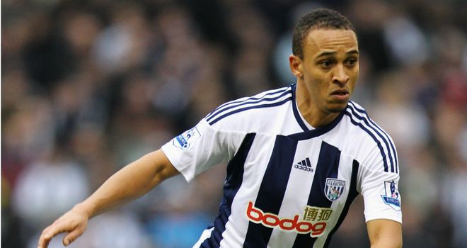 Peter Odemwingie: Expects his side to step up to the mark at Molineux