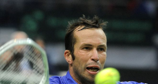 Radek Stepanek: Progressed to the second round of the Apia International Sydney