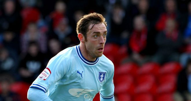 Richard Keogh: Has made a big impact at the Ricoh Arena