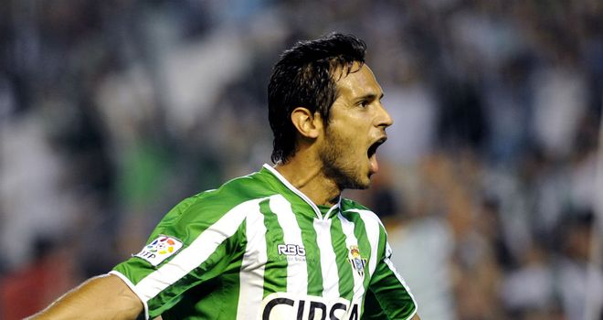 Roque Santa Cruz: Spent last season with Real Betis after falling out of favour at Manchester City