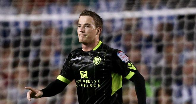 Ross McCormack: Striker is happy at Leeds United and is waiting to be offered a new contract