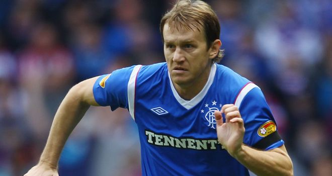 Sasa Papac: Will depart Rangers at the end of the season