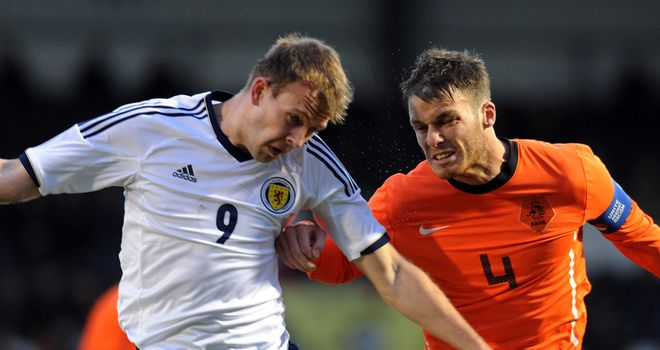 Rhodes: Delighted to be part of Scotland set up