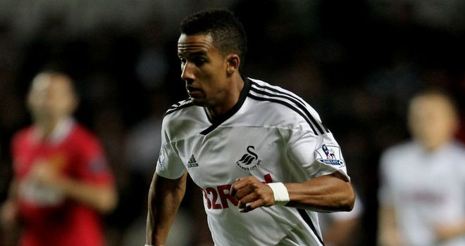 Scott Sinclair: Entering the final year of his contract at Swansea